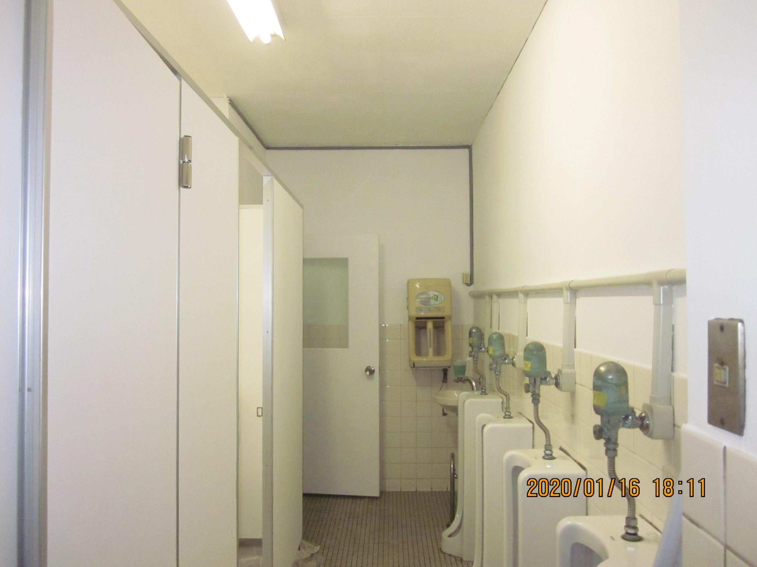 トイレ 天井・壁